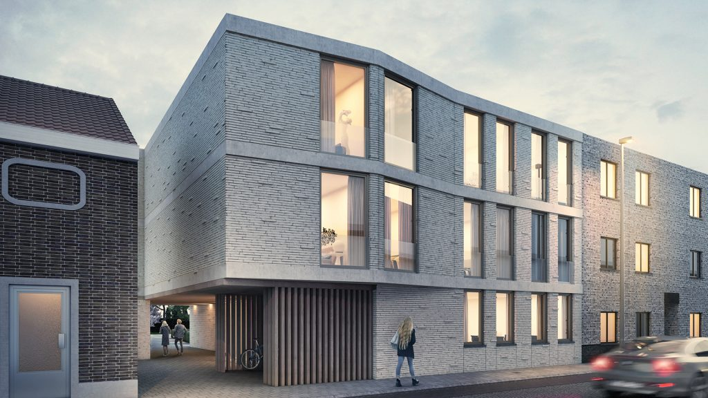 Residentie Oudhof: handelsruimte