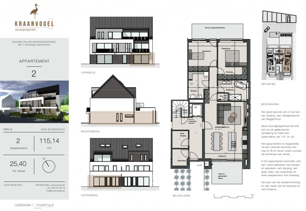Residentie Willemien: appartement 2